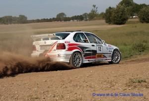 Hahn Motorsport Ostsee-Rallye 2013