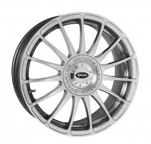 Monza R HiPower Silver - Print