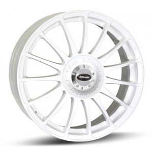 Monza R Racing White